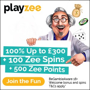 Playzee - Online Casino UK
