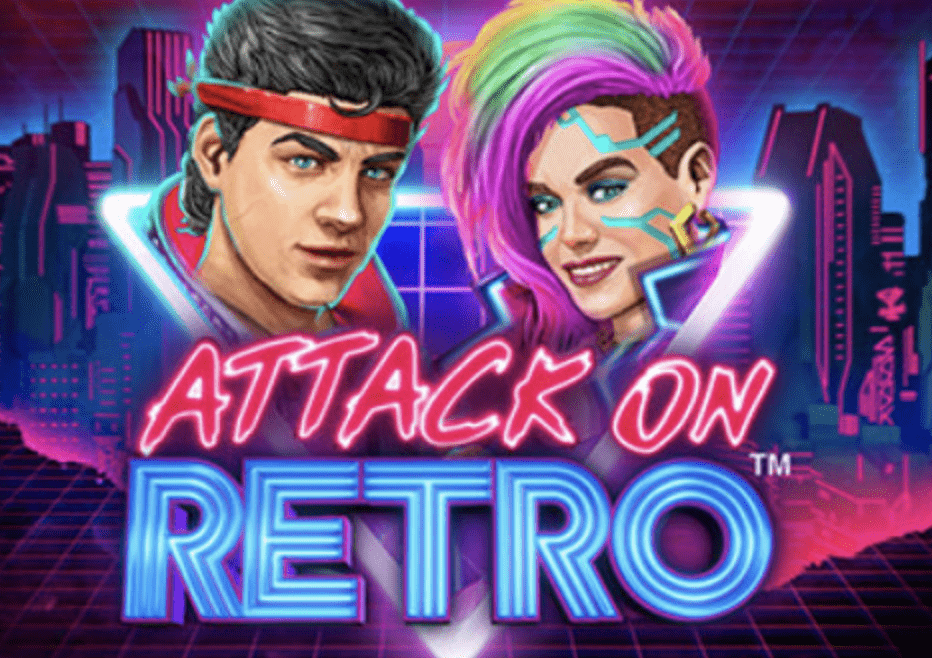 Attack on Retro - Online Casino Games UK