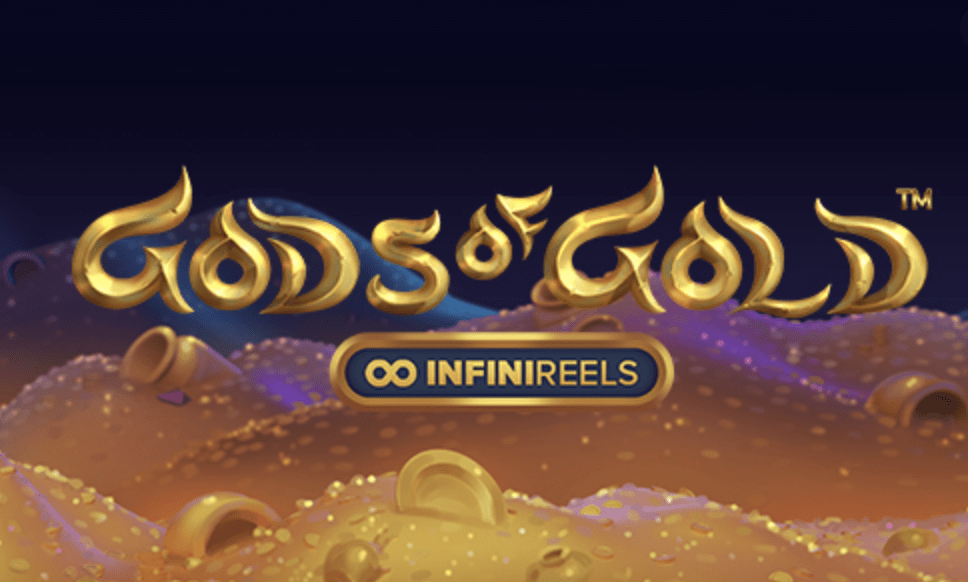 Gods of Gold INFINIREELS -Online Casino UK